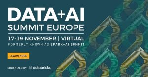 Data + AI Summit Europe