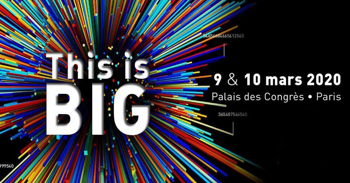 Event - Big Data Paris 2020