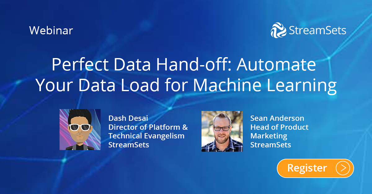 Webinar: Automate Your Data Load for Machine Learning